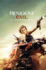 Resident Evil: Capitulo Final